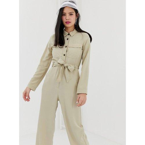 Combinaison fonctionnelle style bleu de travail avec poches oversize - Monki - Modalova