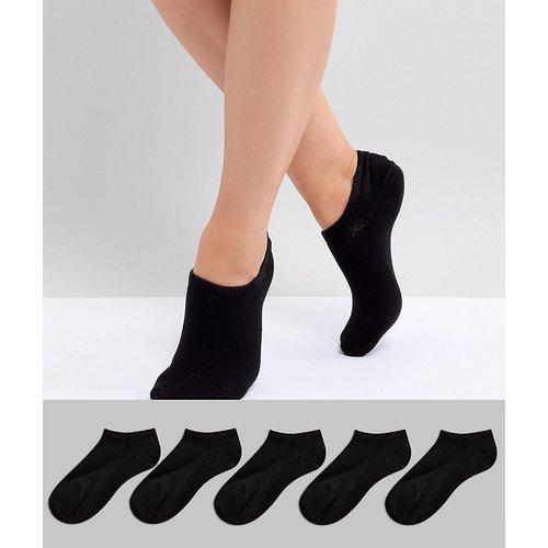 Lot de 5 paires de chaussettes de sport - Monki - Modalova