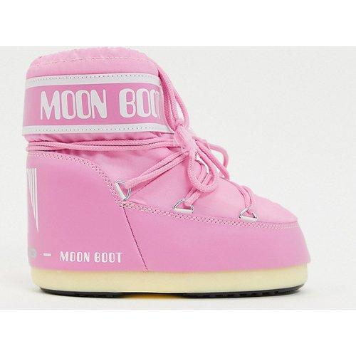 Worldwide - Exclusivité - Bottes de neige basses classiques - moon boot - Modalova