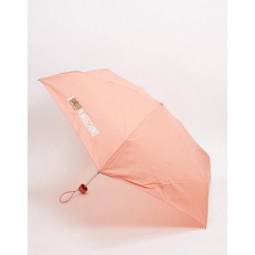 Parapluie compact - Moschino - Modalova
