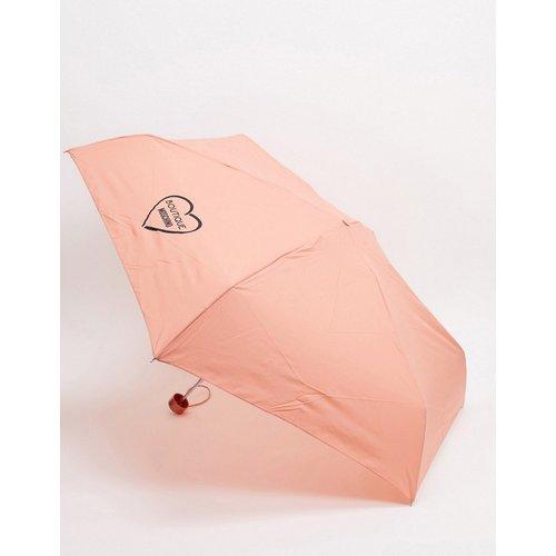 Parapluie compact- Vieux - Moschino - Modalova