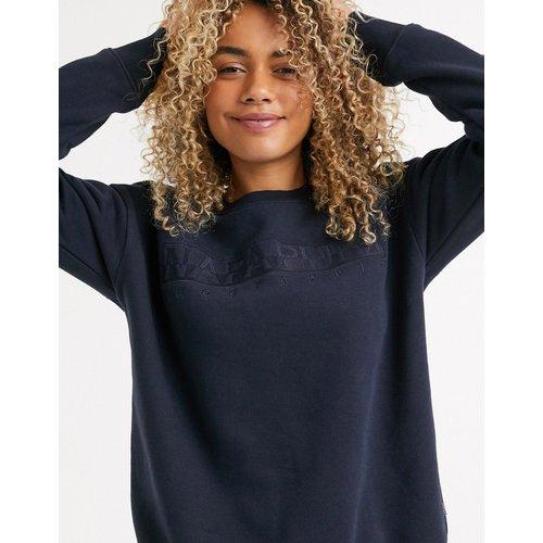 BERBER WOM - Sweat-shirt - marine - Napapijri - Modalova