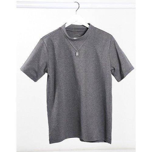 Adrian - T-shirt gaufré - Native Youth - Modalova