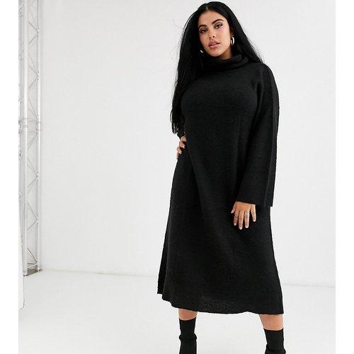 Robe pull à col montant - Native Youth Plus - Modalova