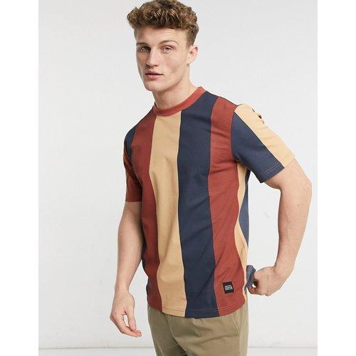 T-shirt avec imprimé façon color block - Native Youth - Modalova