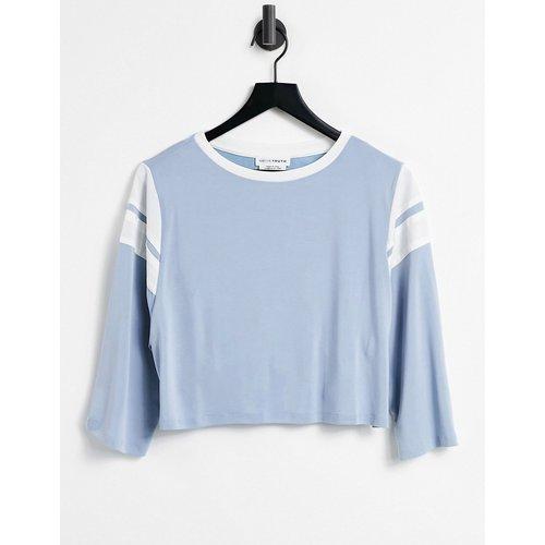 T-shirt crop top oversize - Native Youth - Modalova