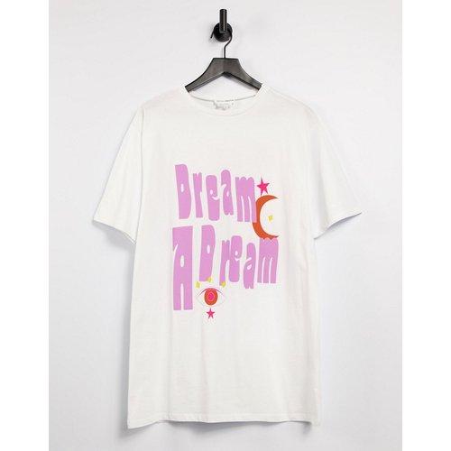 T-shirt très oversize à imprimé au dos et devant - Native Youth - Modalova