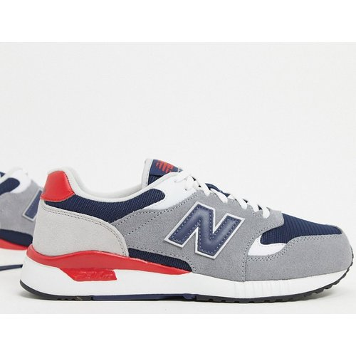 New Balance - 570 - Baskets - Gris - New Balance - Modalova