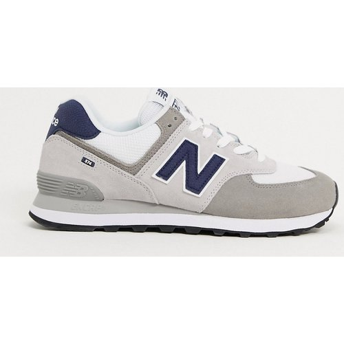 Baskets en daim - clair - New Balance - Modalova