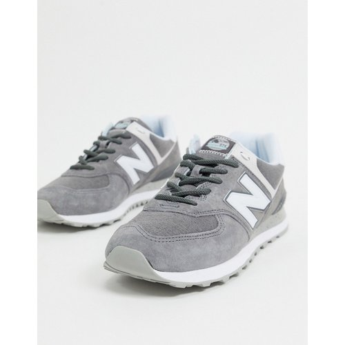 New Balance - 574 - Baskets - Gris - New Balance - Modalova