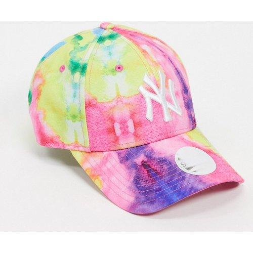 Forty NY - Casquette - Effet tie-dye vif - new era - Modalova