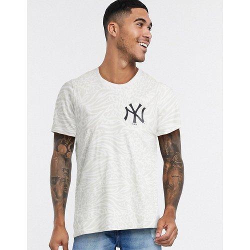 New York Yankees - T-shirt imprimé sur l'ensemble - new era - Modalova