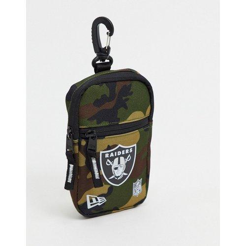 NFL - Oakland Raiders - Sac banane motif camouflage - new era - Modalova