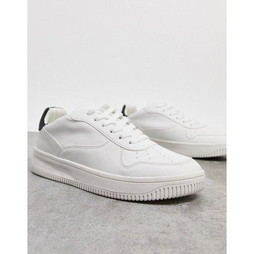 New Look - Baskets - Blanc - New Look - Modalova