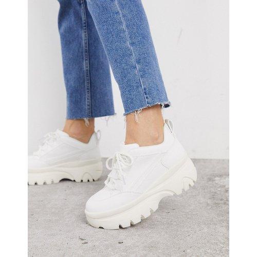 New Look - Baskets chunky - Blanc - New Look - Modalova