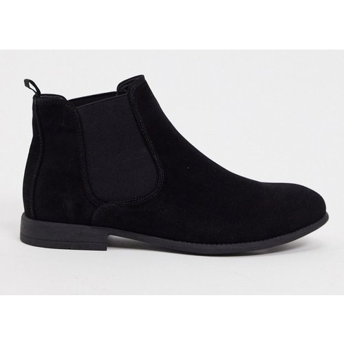 Bottines Chelsea en daim - New Look - Modalova