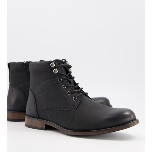 New Look - Bottines chunky - Noir - New Look - Modalova