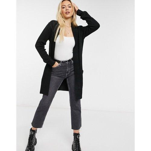 New Look - Cardigan long - Noir - New Look - Modalova
