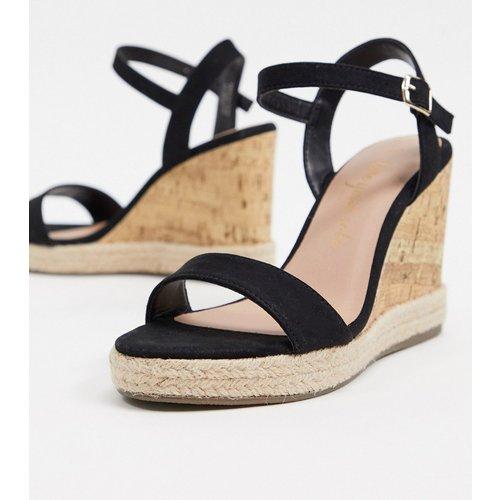 Chaussures à semelles compensées - New Look - Modalova