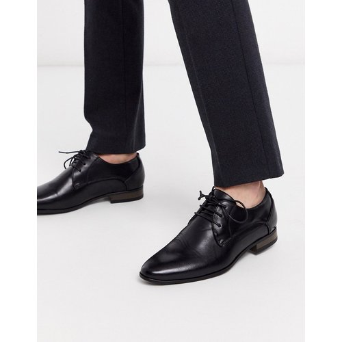 Chaussures derby habillées en similicuir - New Look - Modalova