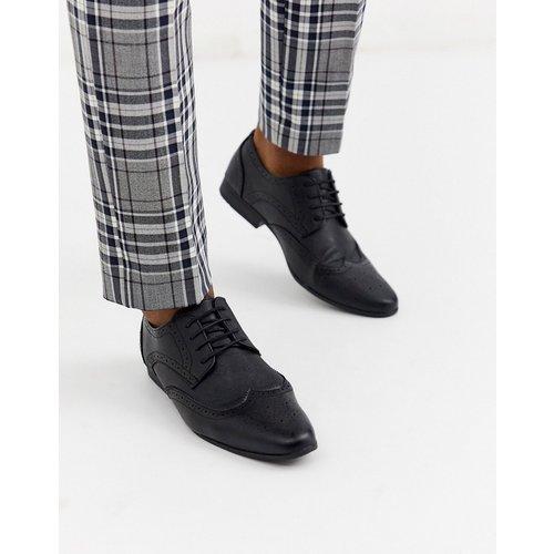 Chaussures richelieu habillées en similicuir - New Look - Modalova