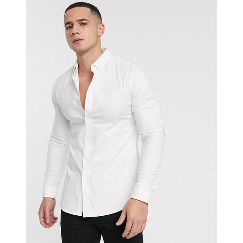 Chemise Oxford moulante - New Look - Modalova