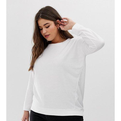 Sweat-shirt classique - New Look Curve - Modalova