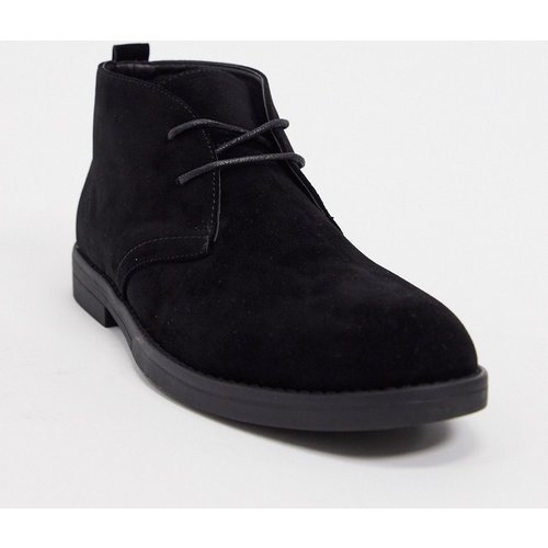 New Look - Desert boots - Noir - New Look - Modalova