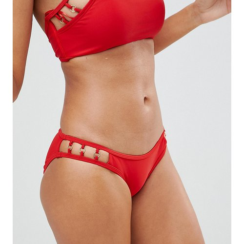 Hardwear - Bas de bikini taille basse - New Look - Modalova