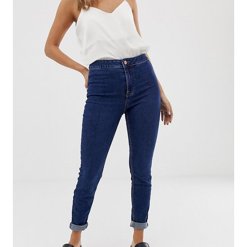 Jean skinny taille haute - moyen - New Look - Modalova