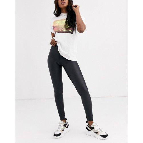 Legging aspect enduit - New Look - Modalova