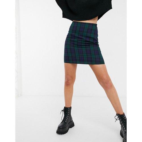 Mini-jupe à carreaux tartan - New Look - Modalova