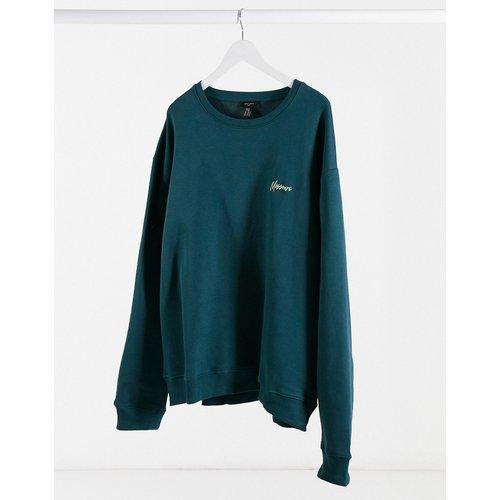 Missouri - Sweat-shirt brodé - sarcelle - New Look - Modalova