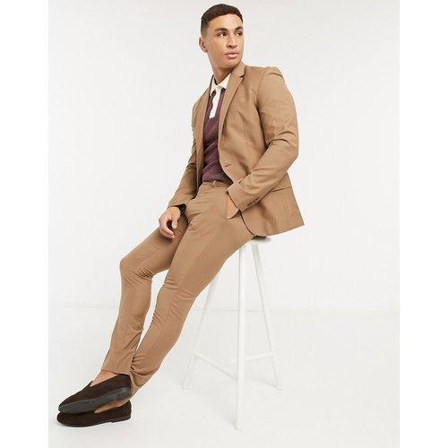 Pantalon de costume ajusté - New Look - Modalova