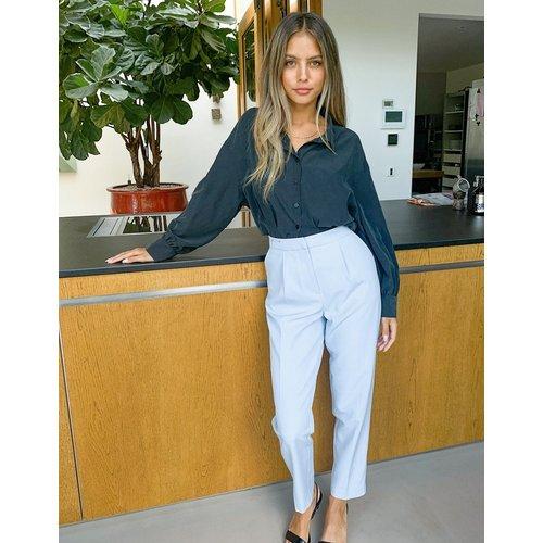Pantalon slim - clair - New Look - Modalova