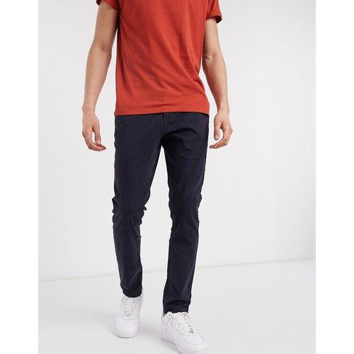 Pantalon slim chino - Bleu marine - New Look - Modalova