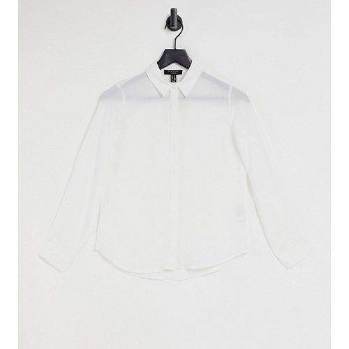 Chemise boutonnée - New Look Petite - Modalova