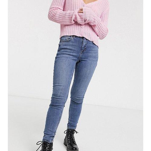 Jean super skinny taille mi-haute - moyen - New Look Petite - Modalova