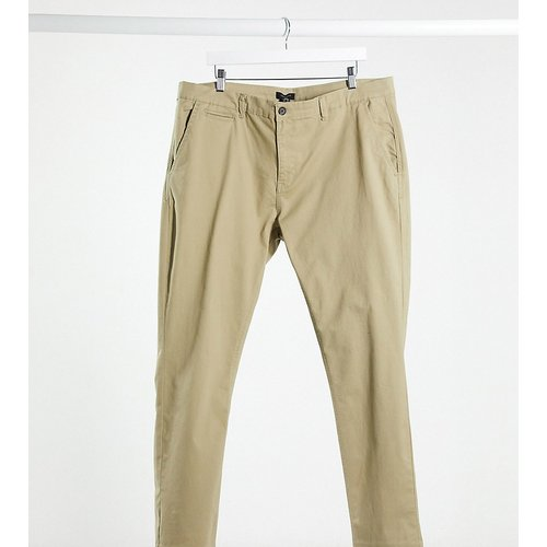 Plus - Pantalon chino slim - New Look - Modalova