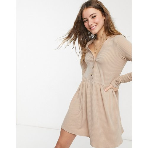 Robe babydoll courte style cardigan - New Look - Modalova