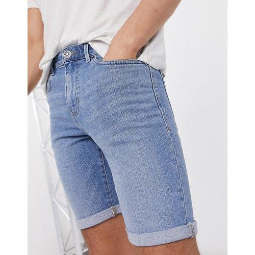 Short skinny en jean - moyen - New Look - Modalova