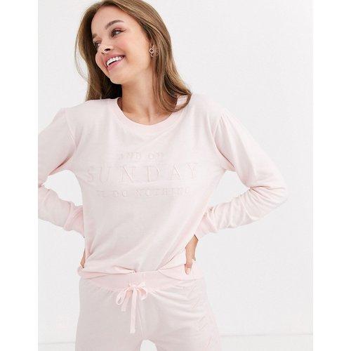 Sunday - Haut de pyjama - New Look - Modalova