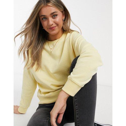 Sweat-shirt - clair - New Look - Modalova