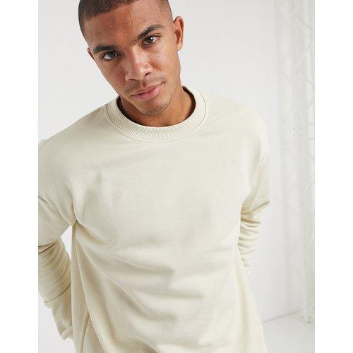 New Look - Sweat-shirt - Taupe - New Look - Modalova