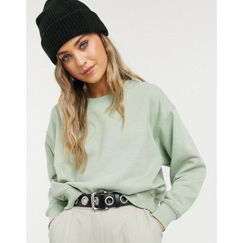 New Look - Sweat-shirt - Vert clair - New Look - Modalova