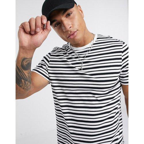 T-shirt à rayures - New Look - Modalova