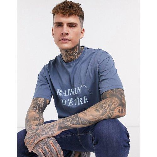 T-shirt imprimé - Indigo - New Look - Modalova