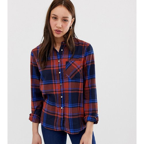 Chemise à carreaux - New Look Tall - Modalova