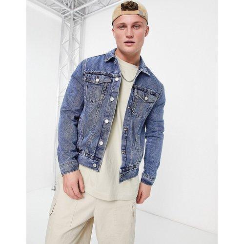 Veste en jean - clair délavé - New Look - Modalova
