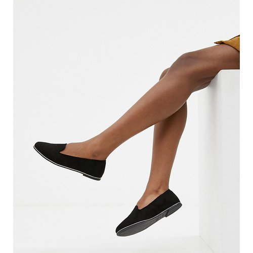 Chaussures à enfiler - New Look Wide Fit - Modalova